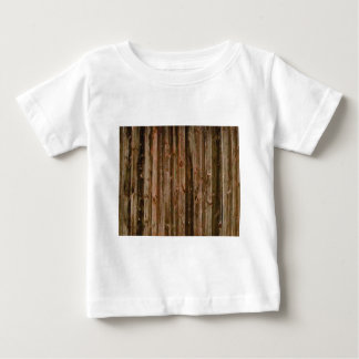 rough dark coarse panels baby T-Shirt