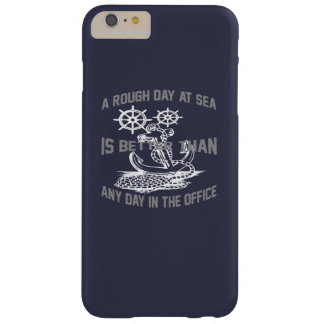 ROUGH DAY AT SEA BARELY THERE iPhone 6 PLUS CASE