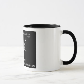 Rough Diamond Productions Mug