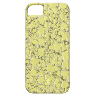 Rough Gold Lattice Case For The iPhone 5