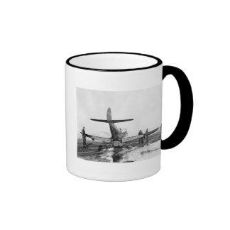 Rough Landing, 1943 Ringer Mug