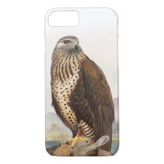 Rough-legged Buzzard Gould Birds of Great Britain iPhone 7 Case