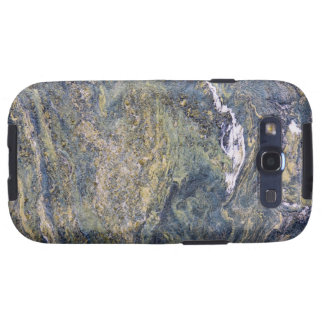 Rough Marble Wall Galaxy SIII Covers