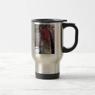 Rough Morning Stainless Steel Travel Mug