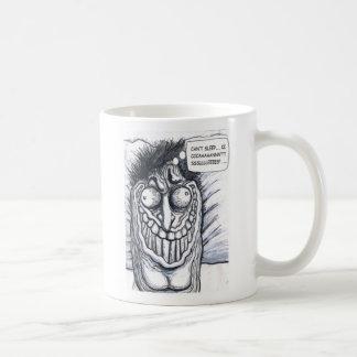 Rough Night Basic White Mug