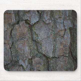 Rough Pine Mouse Pad