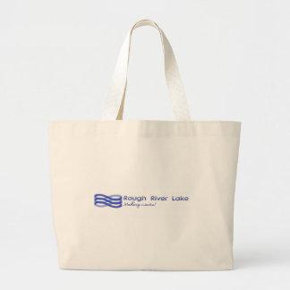 Rough River Clothing and Apparel Jumbo Tote Bag