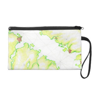 Rough River farrowed Wristlet
