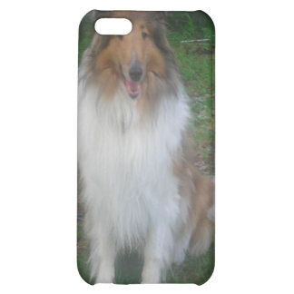 Rough (sable) Collie iPhone4 case iPhone 5C Cases