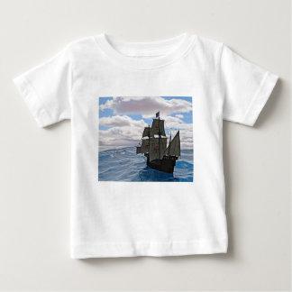Rough Seas Ahead Baby T-Shirt