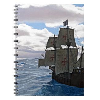 Rough Seas Ahead Notebooks
