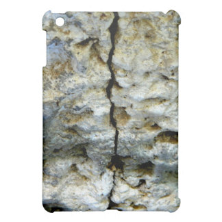 Rough stone with crack case for the iPad mini