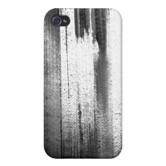 Rough strokes case for iPhone 4