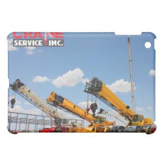 Rough Terrain Cranes Case For The iPad Mini