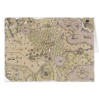 Rough Terrain Map Card