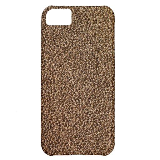 rough texture iPhone 5C case