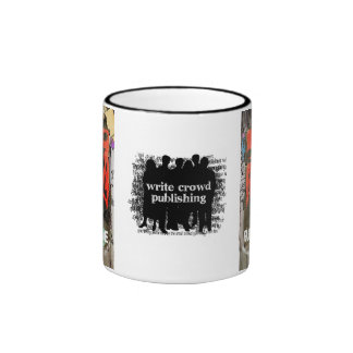 """Rough Trade"" Ringer Mug"