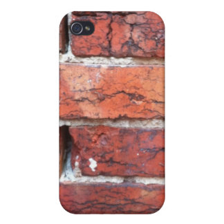 Rough wall of Bricks iPhone 4/4S Cover