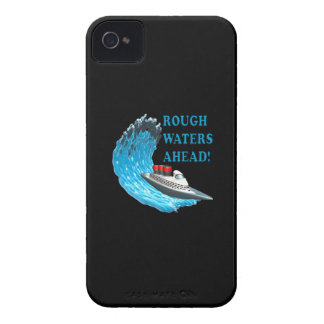 Rough Waters Ahead Case-Mate iPhone 4 Case