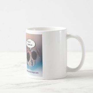 Rough weekend coffee mug
