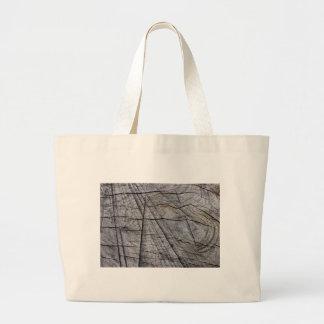 Rough wood bags