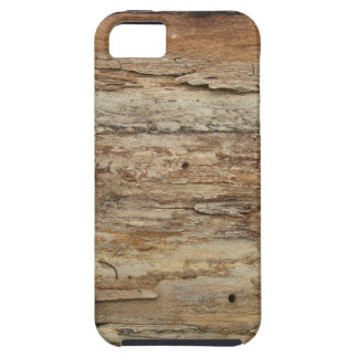 Rough Wood Grain Case For The iPhone 5