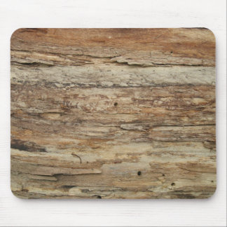 Rough Wood Grain Mouse Pad