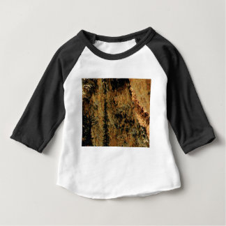 rough yellow surface baby T-Shirt