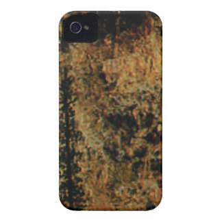 rough yellow surface iPhone 4 cover