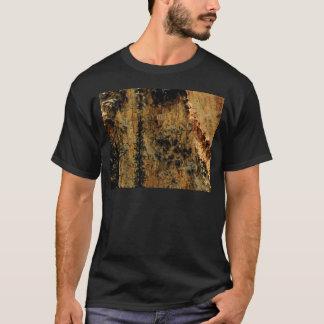 rough yellow surface T-Shirt