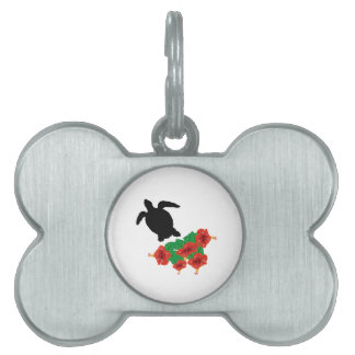 Roughing It Pet ID Tag