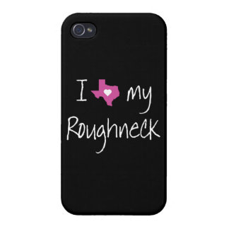 Roughneck Girlfriend or Wife iPhone 4/4S Cover