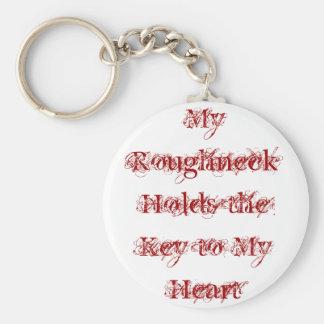 Roughneck Keychain
