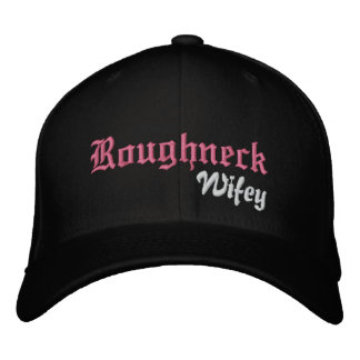 Roughneck Wifey Embroidered Hat