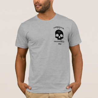 Roughneck with IAFF invert T-Shirt