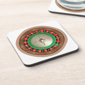 Roulette Coaster Set