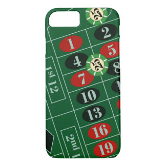 Roulette Custom iPhone 7 Case