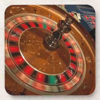 Roulette Game Money Casino Las Vegas Coaster