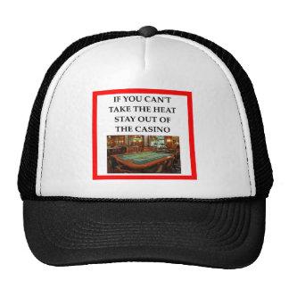 ROULETTE HATS