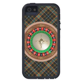 Roulette iPhone SE/5/5S Tough Xtreme Case iPhone 5 Case