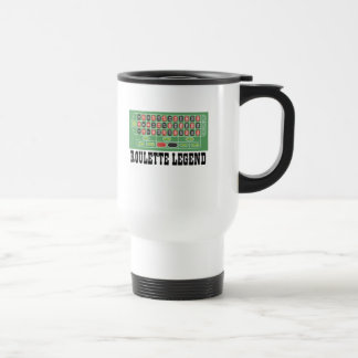 Roulette Legend Coffee Mugs