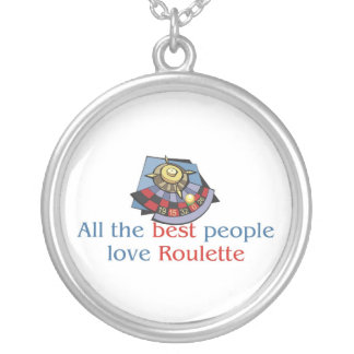 Roulette Lover s Necklace