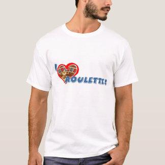 Roulette Lover's Basic T-shirt