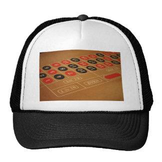 Roulette Table Trucker Hat