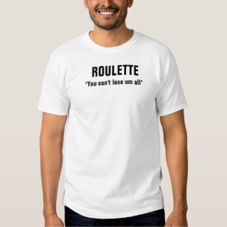 ROULETTE TEES
