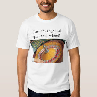 roulette tshirts