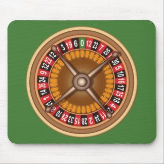 Roulette Wheel custom mousepad