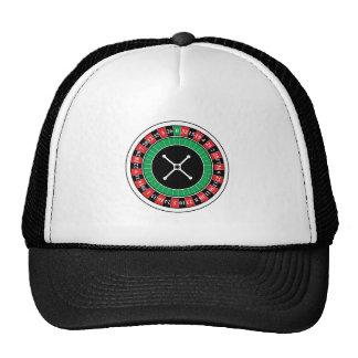 Roulette Wheel Hat
