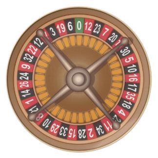 Roulette Wheel plate