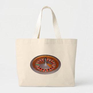 Roulette Wheel Tote Bag
